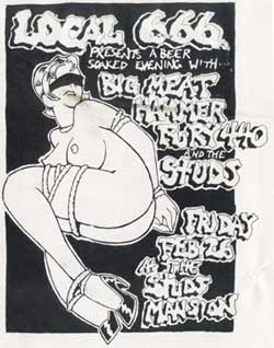 Old Band Flyers 4